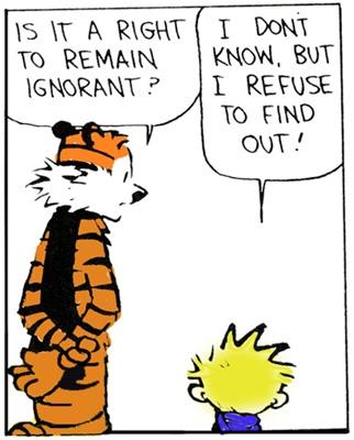 Ignorant